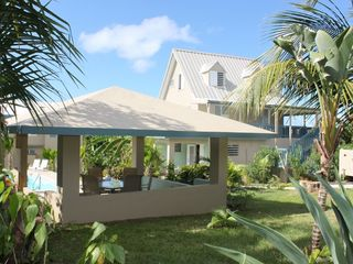 Vieques Island cottage photo - You'll enjoy exploring the tropical grounds and gardens at Bravos Beach Cottages