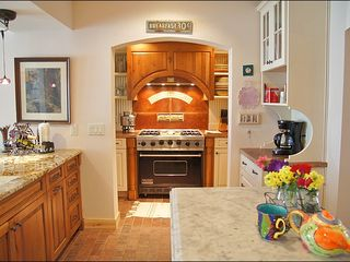Steamboat Springs house photo - Viking Gas Range & Oven with Hood