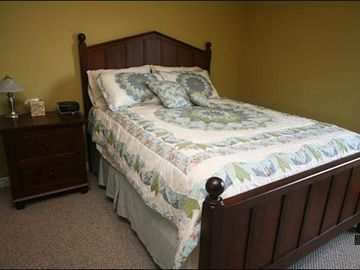 Third Bedroom Includes a Queen Bed