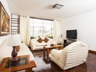 Apartment in San Isidro, El Olivar Park - cleaning and internet included