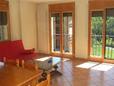 Apartment for 8 people in Soldeu