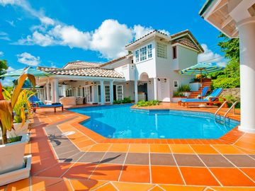 Saint David District villa rental - Pool Patio