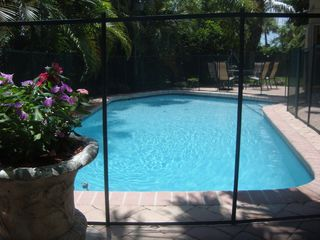 Fort Lauderdale house photo - Private Heated Pool