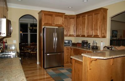 Brevard house rental - Gourmet Kitchen