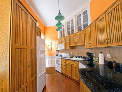 Kitchen in 2BD/2BA
