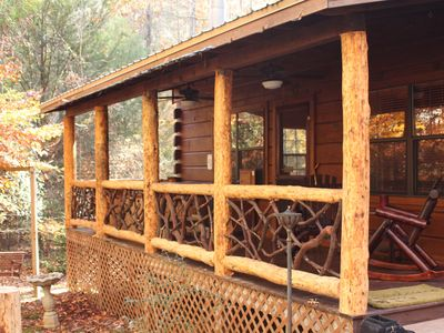 Blue Ridge house rental - Welcome to Cabin Fever!