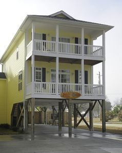 Garden City Beach house rental - 351A Seabreeze Drive