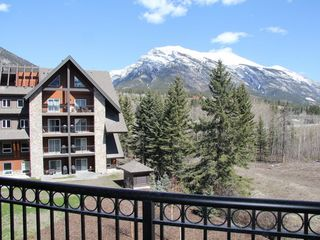 Canmore condo photo - Balcony Views