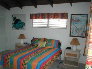 Montserrat villa photo - Guest Cottage Bedroom