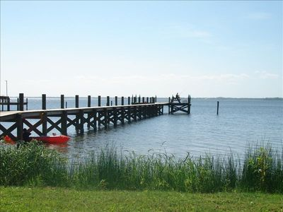 Dock- deeded access at your leisure