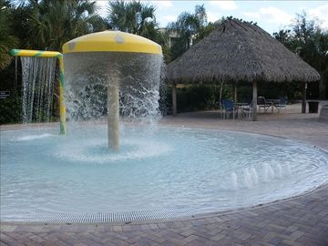 Kid's pool area.
