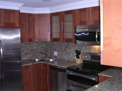 Dupont Circle condo rental - Kitchen