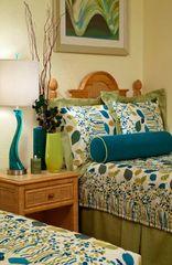 Lake Buena Vista apartment photo - Twins Bedroom at Blue Tree Resort