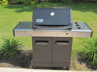 Dennis Village house photo - brand new Weber grill
