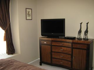 Las Vegas condo photo - 32 Inch LCD TV, DVD Player and Cable TV in Master Bedroom