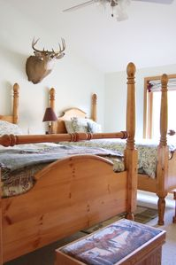 Pine Lake lodge rental - Guest Room