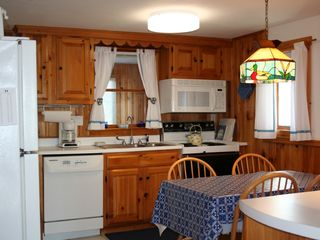 Moody Beach house photo - The well equipped kitchen