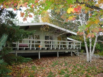 Petoskey cottage rental