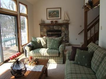Albrightsville house rental - Living Room