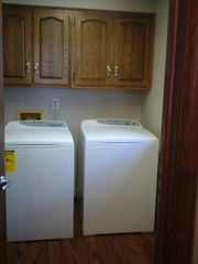 North Muskegon house photo - Washer and Dryer