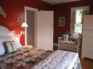 Kennebunkport house photo - Maine Room First Floor Bedroom