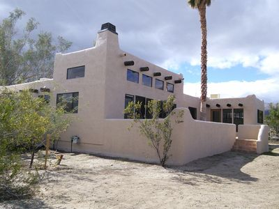 Santa Fe Style Home 0n Two Acres, Yet Within Walking Distance From Town!