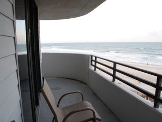Daytona Beach condo photo - Great Balconies