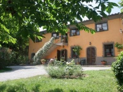 Il Poggetto is en enchanting 19 th century country house