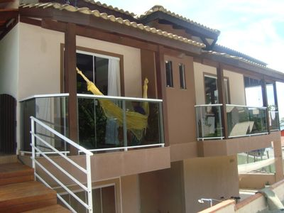 Excellent house 30 meters from the beach