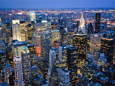 Midtown Manhattan condo rental - New York