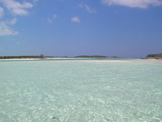 Great Exuma villa photo - One of many beautiful beaches.