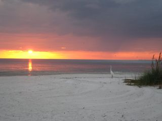 Fort Myers Beach house photo - Typical Evening on the Beach!