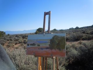 Taos house photo - Find your creative side !