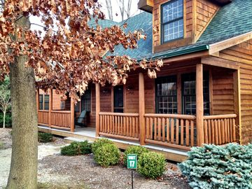 Saugatuck / Douglas cabin rental - Our cabin at Kingfisher Cove. Come play!