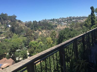 2 bed/2 bath Hollywood Hills Home