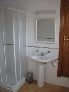 Altea apartment rental - Studio bathroom