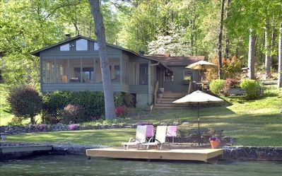 Hot Springs cottage rental