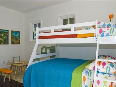 Fun Kids Bunk Room!