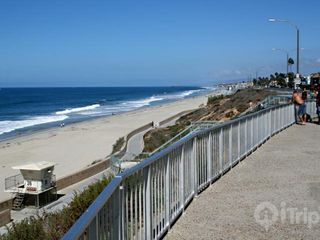 Oceanside condo photo - Refreshment is just a step away