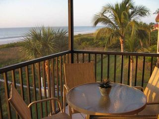 Sanibel Island condo photo - View from your screened lanai
