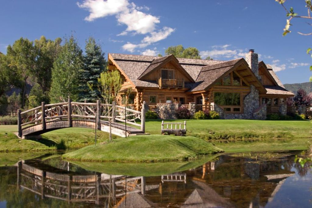 Large log home on 5 acres in the animas vrbo for Cabine colorado vrbo