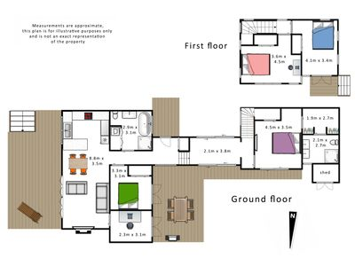 image for 5 bedroom modern house - 10 mins to city