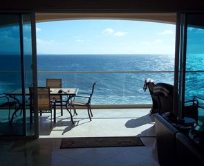 Rosarito Beach condo photo - Relax on top of the ocean