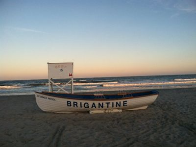 Brigantine cottage rental
