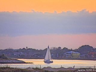St. Augustine cottage photo - Enjoy amazing sweeping views from our balconies.