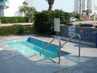 Blue Water Resort condo photo - Jacuzzi