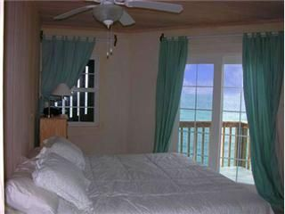 Marsh Harbour house photo - Master Suite W/ Balcony!