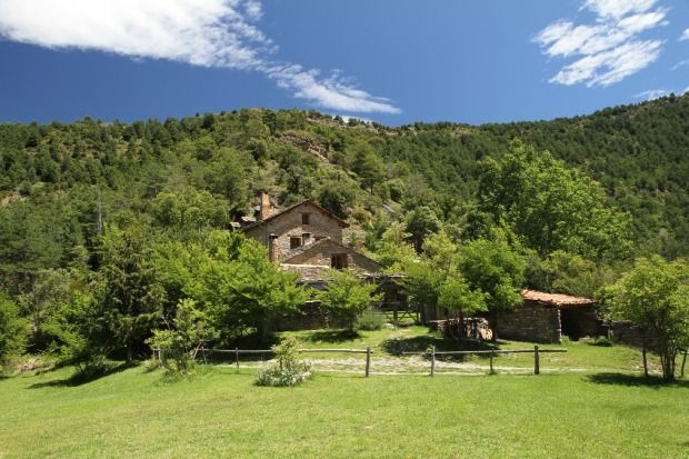 Self catering La Pegatera for 7 people