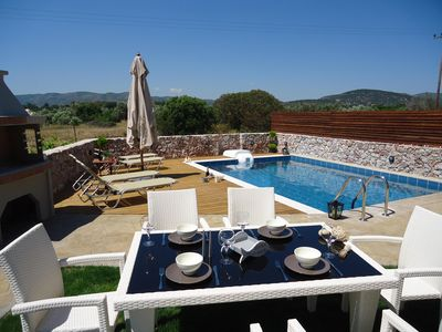 Please ask for more availability as we have 2 more similar villas - Andromeda