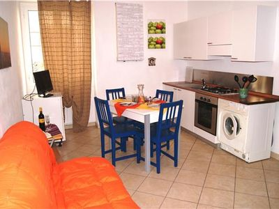 Apartment for 4 people close to the beach in Riviera